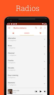 Pixel+ - Music Player Screenshot