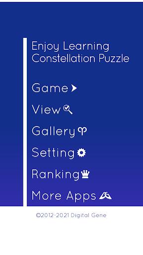 Enjoy Learning Constellation Puzzle 3.3.2 screenshots 4