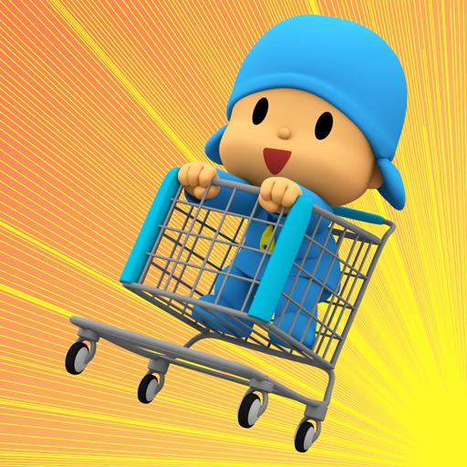 Pocoyo Run & Fun: Carreras De Coches Animados 3D
