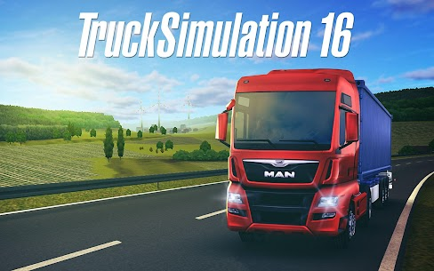 TruckSimulation 16  Apps For Pc – Download And Install On Windows And Mac Os 1