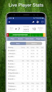 Scores App: Football Live Plays, Stats 2021 Season Apk Download 3