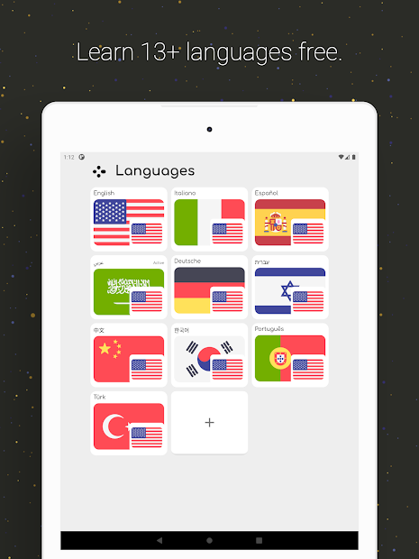 Journey! Learn Languages screenshot 17
