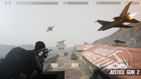 Justice Gun 2 3D Shooter Game 3