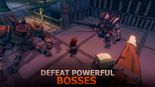 Restless Dungeon - Roguelike Hack 'n' Slash 1.44 screenshots 4