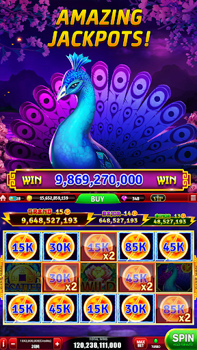 Gold Fortune Casinou2122 - Free Vegas Slots screenshots 21
