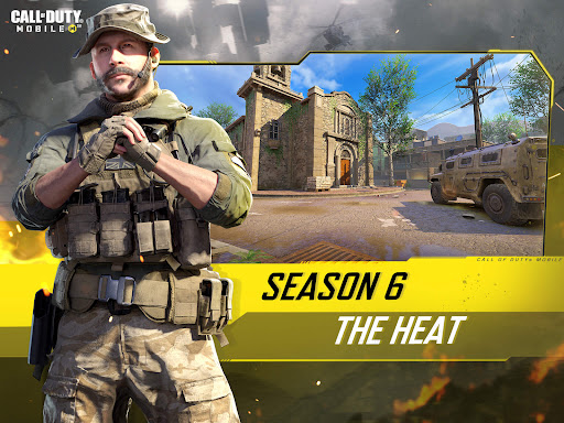 Game Call of Duty Mobile (CODM) for Android