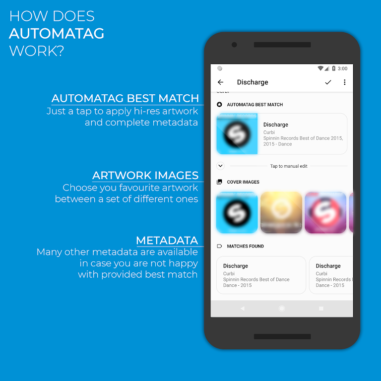 Automatic Tag Editor poster 1