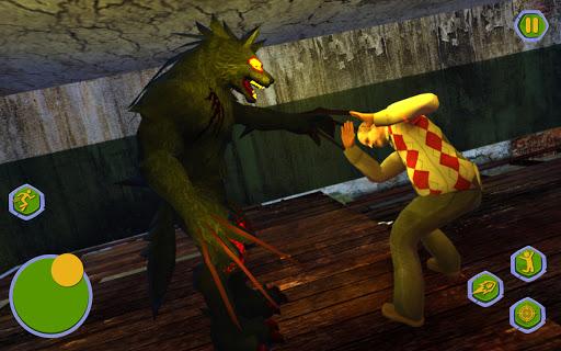 Werewolf Games : Bigfoot Monster Hunting in Forest 1.1 screenshots 7
