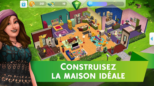 Code Triche Les Sims™ Mobile (Astuce) APK MOD screenshots 3