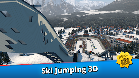 Ski Jumping 2021 0.9.81a Screenshots 6