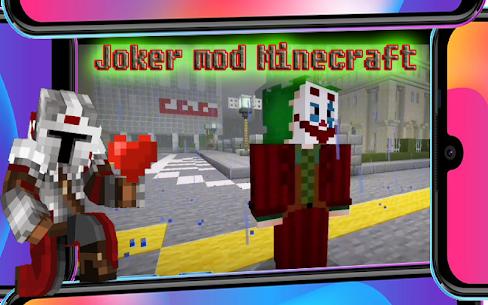 Joker vs Bat Mod Minecraft 5.49 [Mod + APK] Android 3