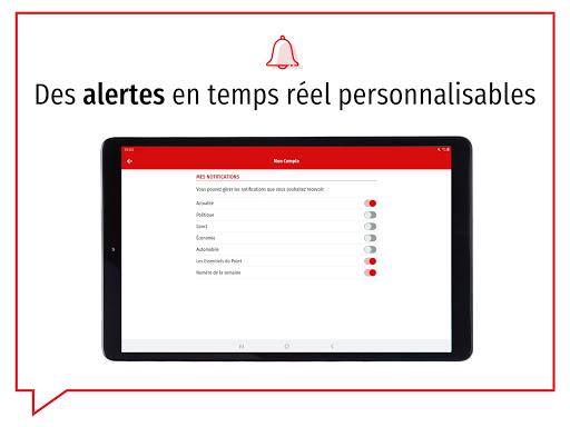 Le Point : journal, actualitu00e9s et infos en continu android2mod screenshots 23