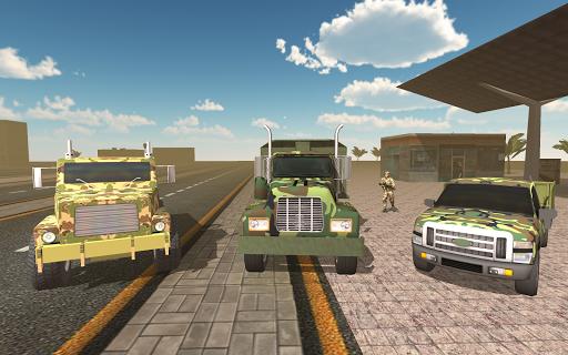 Army Truck Simulator 2017 screenshots 3