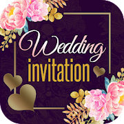 Wedding Invitation Card Maker - Creator (RSVP)