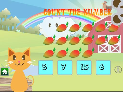 QCat Games : fruit ( free ) 2.5.1 screenshots 11