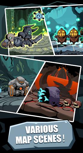 Tap Dungeon Hero:Idle Infinity RPG Game apktram screenshots 5