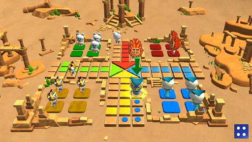 Ludo 3D Multiplayer  screenshots 4
