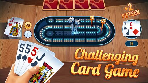 Ultimate Cribbage - Classic Board Card Game 2.3.2 screenshots 6