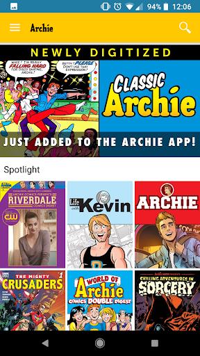 Archie Comics  Screenshots 2