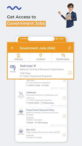 WorkIndia Job Search App - Work From Home Jobs apktram screenshots 6