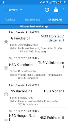 florstadt/gettenau handball screenshot 2
