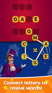 ud83cudfaaCircus Words: Free Word Spelling Puzzle 1.227.5 Screenshots 3