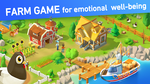 Goodville: Farm Game Adventure  screenshots 1