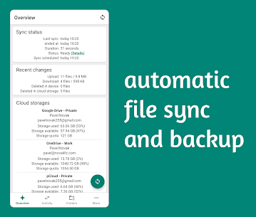 Autosync Mod Apk- Universal cloud sync (Ultimate/Paid Unlocked) 1