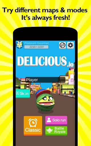 Code Triche Delicious.io apk mod screenshots 4