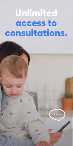 Biloba - On-demand pediatrics apktram screenshots 2