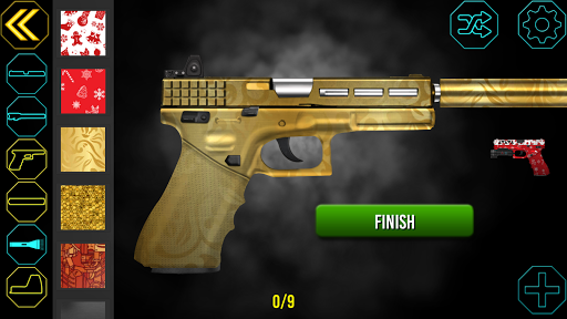 Gun Builder Custom Guns - Shooting Range Game 1.2.9 screenshots 13
