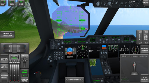 Turboprop Flight Simulator 3D 1.24 screenshots 3
