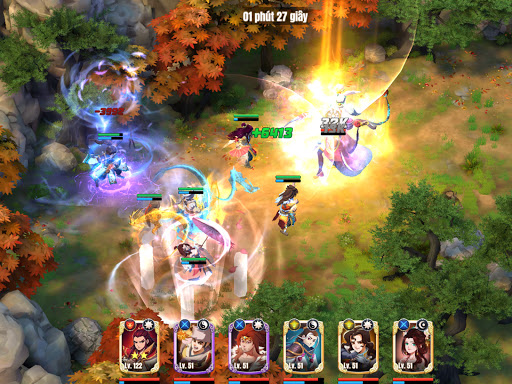 Tu00e2n Minh Chu1ee7 - SohaGame 2.0.8 screenshots 12