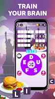 Wordelicious - Play Word Search Food Puzzle Game