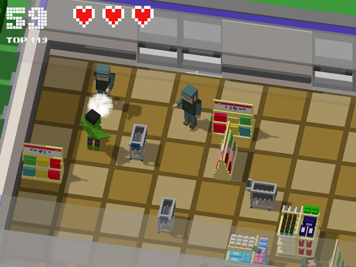 Crossy Heroes: Avengers of Smashy City apkpoly screenshots 8