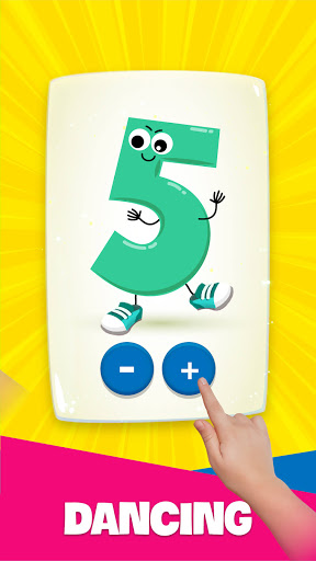 123 number games for kids - Count & Tracing 1.7.11 screenshots 10