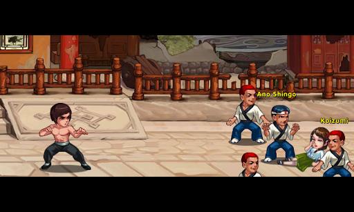 One Punch Boxing - Kung Fu Attack  screenshots 1