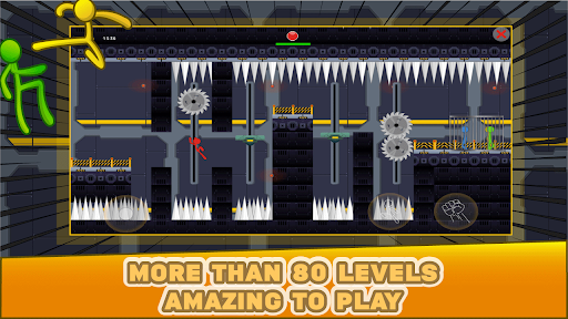 Stickman Héroes: Epic Game screenshot 13
