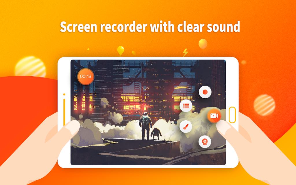 Screen Recorder, Video Recorder, V Recorder Editor  poster 9