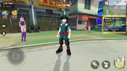 My Hero Academia: The Strongest Hero Anime RPG  screenshots 12