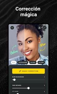 Lensa: editor de fotos para retocar tu selfie 3
