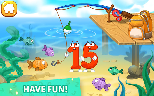 Numbers for kids - learn to count 123 games! 0.7.26 screenshots 6