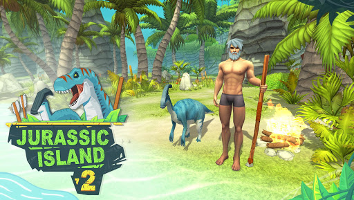 Jurassic Island 2: Lost Ark Survival 1.2.1 screenshots 1