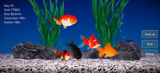 Goldfish 3D - Relaxing Aquarium Fish Tank  screenshots 1