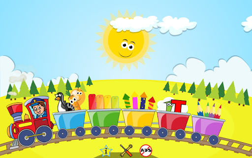 Baby Games : Puzzles, Drawings, Fireworks + more apkpoly screenshots 8