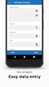 Table Notes Mod Apk- Pocket database  (Full Unlocked) 5
