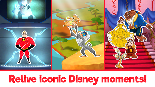 Disney Coloring World - Color & Play Kids Games 7.1.0 screenshots 7