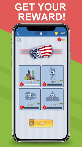 Picsword - Word quizzes with lucky rewards! 1.1.0 screenshots 5