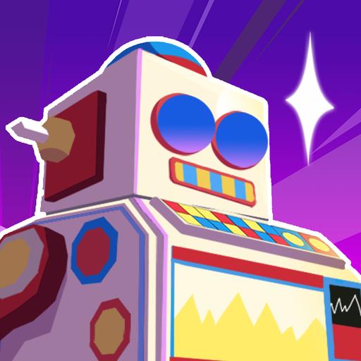🤖로보타 워! - 로봇 슈팅 게임