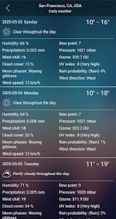 My Weather Radar - Weather Live & Widget